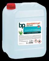 BP dezinfekční bezoplachový gel na ruce 5l