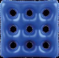 Antidekubitní sedák vzduchový PREVENT 44x44x4