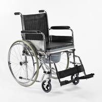 Invalidní vozík toaletní Timago FS 681 - předváděcí kus