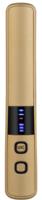Ruční germicidní lampa, zlatá