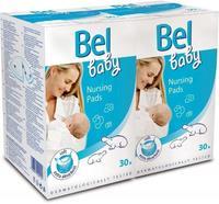 Bel Baby prsní vložky, duopack, 2 x 30 ks
