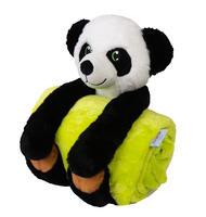 Dětská deka BabyMatex Carol - panda