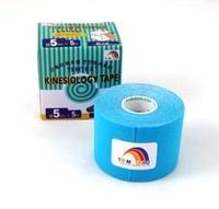 Tejpovací páska TEMTEX Classic 5cm x 5 m  modrá