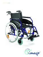 Invalidní vozík Timago WA 163-1