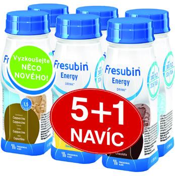 Fresubin Energy Drink balíček 5+1, 6x200ml