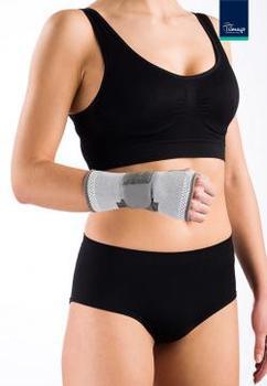 Bandáž zápěstí elastická s výztuhou  - 1