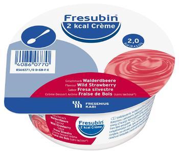 Fresubin 2kcal Creme Lesní jahoda 4x125g
