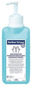 Sterillium gel pure s pumpičkou 475 ml
