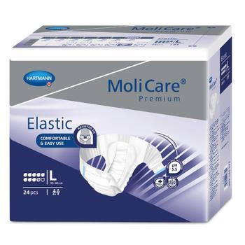 MoliCare ELASTIC 9 kapek L 24ks  - 1