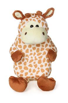 Termofor 0,7l v plyšovém obalu žirafa - 1