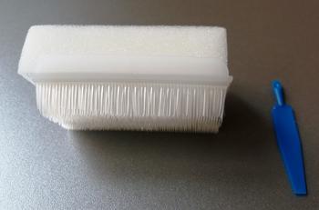 Čistící kartáček bez dezinfekce , sterilní  - 1