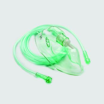 Kyslíková maska s hadičkou 2,1m - L