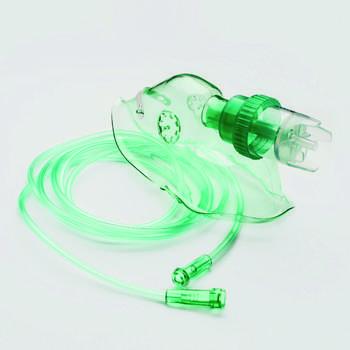 Kyslíková maska s nebulizátorem a hadičkou vel. L