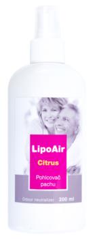 LipoAir pohlcovač pachu Citrus