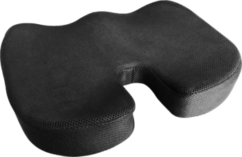 Ortopedický sedák z paměťové pěny 45x35x7  - 1