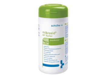 Mikrozid AF wipes 150 ks - dóza