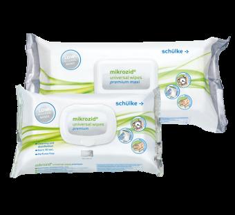 Mikrozid universal wipes premium 100 ks