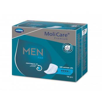 MoliCare Men 4 kapky 14ks  - 1