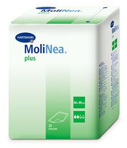 MoliNea Plus podložka 90x180cm se záložkami 20ks
