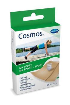 Náplast COSMOS Sport 1.9cm x 7.2 cm, 20 ks