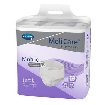 MoliCare Mobile 8 kapek L 14 ks  - 1