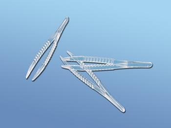 Jednorázová pinzeta sterilní 12,5 cm