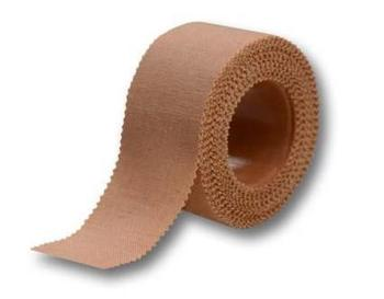 PLASTIplast textilní náplast 2,5cm x 5m 12ks