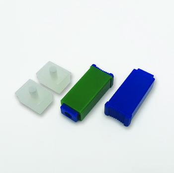 Lanceta automatická bezpečnostní 23G/1.8mm, sterilní 100 ks -modrá