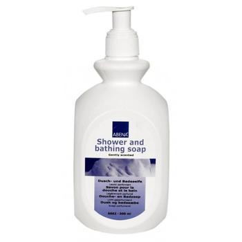 ABENA Sprchové a koupelové mýdlo jemně parfem.500ml