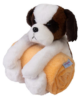 Dětská deka BabyMatex Carol - pes  - 1