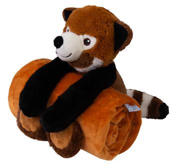 Dětská deka BabyMatex Carol - medvídek  - 1
