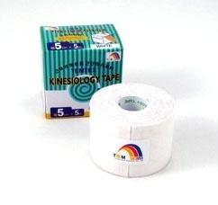 Tejpovací páska TEMTEX Classic 5cm x 5 m bílá