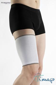 Bandáž stehna elastická - XL - 1