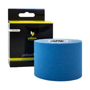 yellowTApe tejpovací páska 5x5 modrá