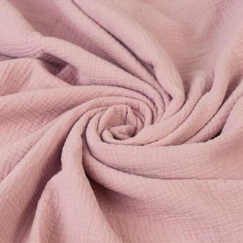 Zavinovačka mušelínová BabyMatex - růžová  - 2