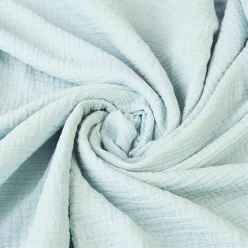 Dětská mušelínová deka BabyMatex - mint  - 2