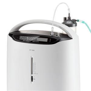 Kyslíkový koncentrátor 8F-5AW se senzorem koncentrace a nebulizátorem  - 2