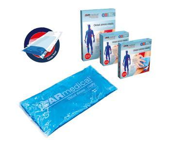 Chladivý/hřejivý gelový obklad CLASSIC 10x25cm  - 2
