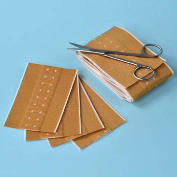 FABRIplast náplast textil - různé rozměry  - 2
