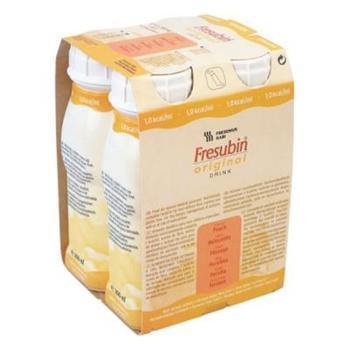 Fresubin Original Drink Broskev 4x200ml  - 2