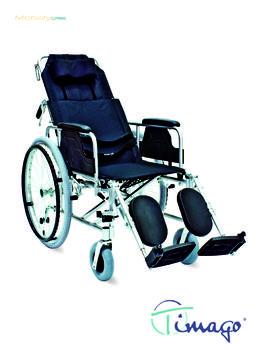 Invalidní vozík polohovací Timago FS 954 LGC,  - 2