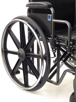 Invalidní vozík Timago K7, nosnost 225kg (XL,XXL)  - 2