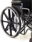 Invalidní vozík Timago K7, nosnost 225kg (XL,XXL) - 2/4