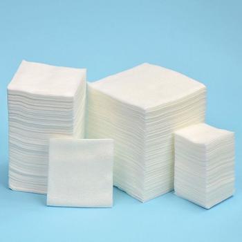 Kompres z netkané textilie nesterilní 100 ks 7,5 x 7,5 cm - 2