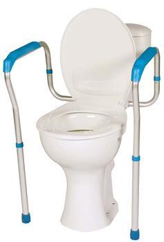 Podpěra na WC dvoubodová  - 2
