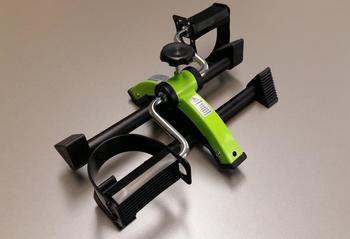 Pedálová pomůcka skládací zelená - 2