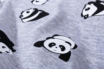 Dětská deka BabyMatex Bamboo - panda  - 2