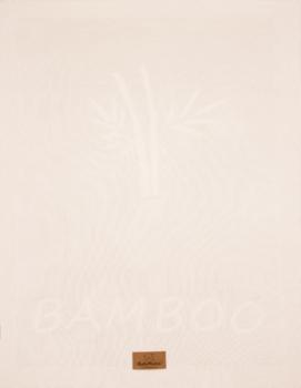 Dětská deka BabyMatex Thai Bamboo - béžová  - 2