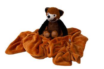 Dětská deka BabyMatex Carol - medvídek  - 2