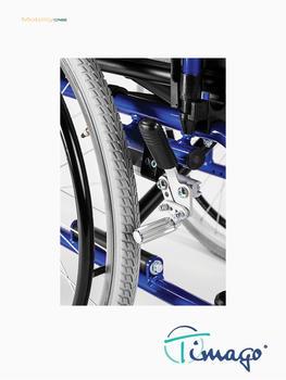 Invalidní vozík Timago WA 4000  - 2